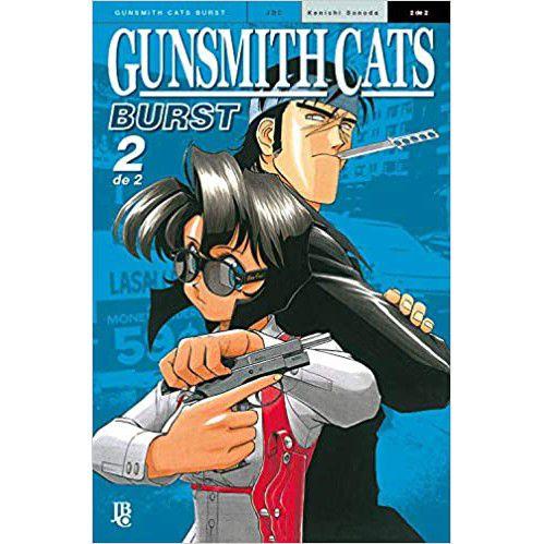 Gunsmith Cats - Burst Vol. 02