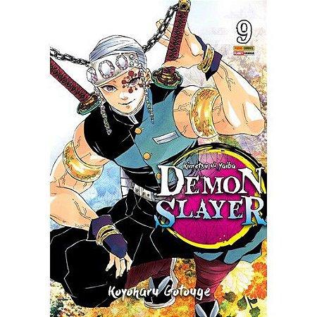 Demon Slayer - Kimetsu No Yaiba - 09