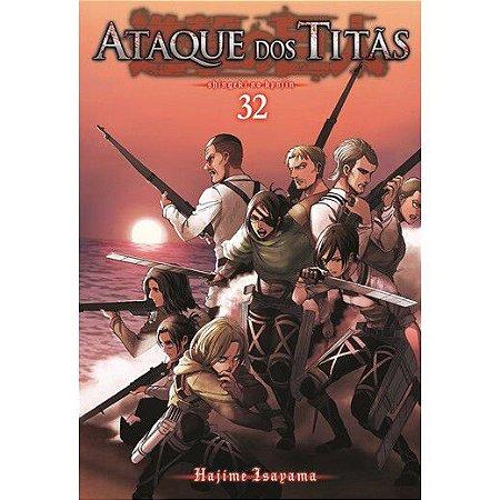 Ataque Dos Titãs - 32
