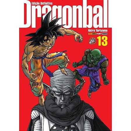 Dragon Ball - 13 Edição Definitiva (Capa Dura)