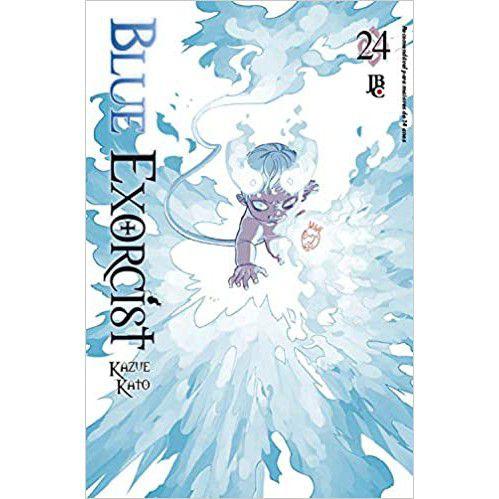 Blue Exorcist - Vol. 24