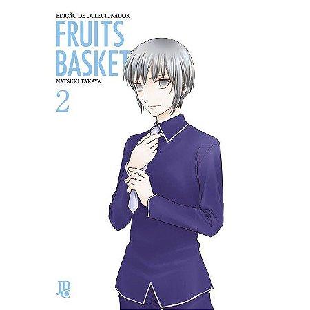 Fruits Basket - Edição de Colecionador - Vol. 2