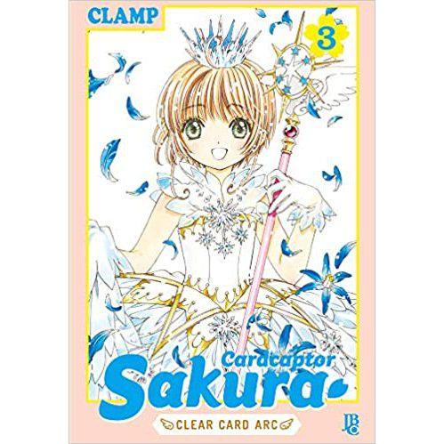 Cardcaptor Sakura - Clear Card Arc - Vol. 3