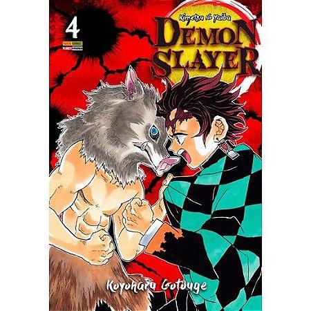 Demon Slayer - Kimetsu No Yaiba - 04