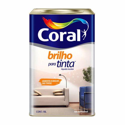 Brilho para Tintas Coral – 18 litros