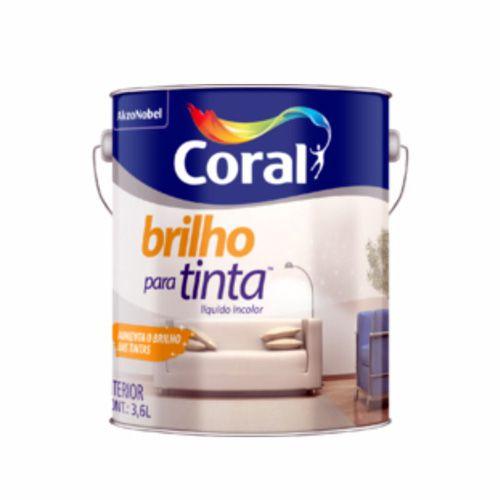 Brilho para Tintas Coral – 3,6 litros