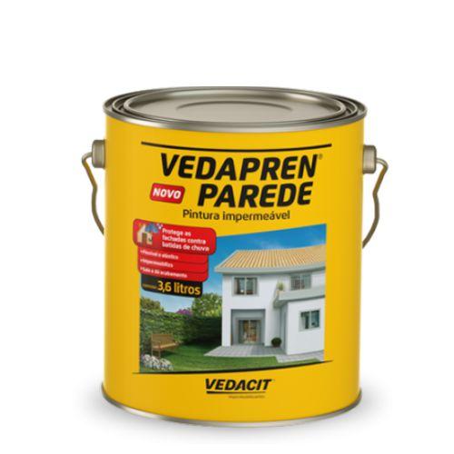 VEDAPREN PAREDE – BRANCO – 3,6KG