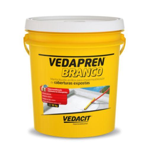 Vedapren  (Manta Líquida)  18KG – Branca