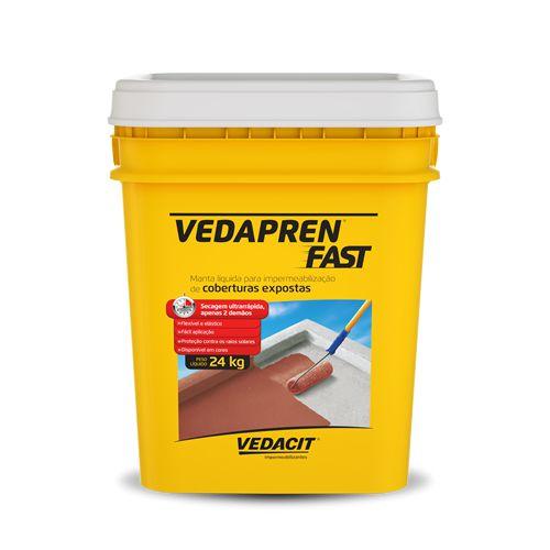 Vedapren FAST Branco – 24 KG