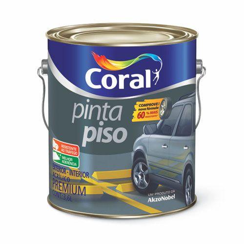 CORAL PINTA PISO – 3,6 LITROS