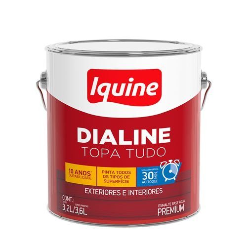 ESMALTE DIALINE BASE ÁGUA  GL