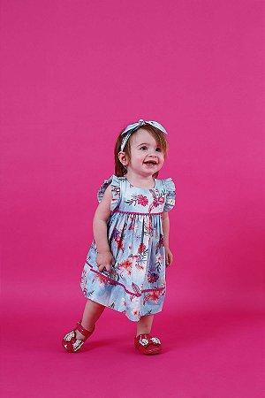 Vestido Taci Flamingo Baby
