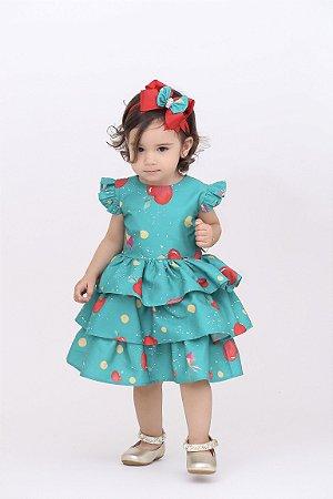 Vestido Taci Cidade Festa Baby