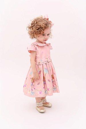 Vestido Taci Bailarina Baby