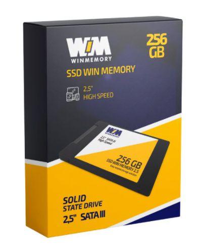 SSD 256GB SATA3 2.5 7MM WINMEMORY SWR256G