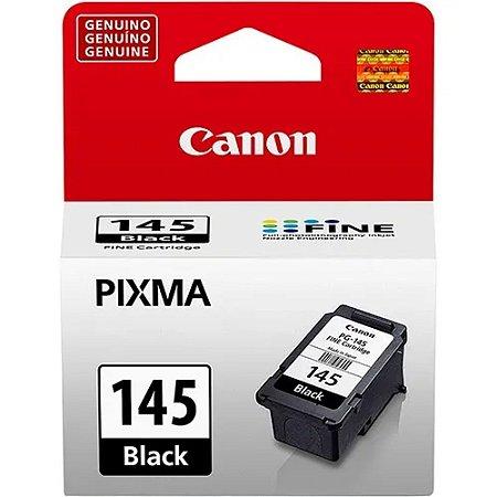 CARTUCHO CANON 145 MG2410 PRETO