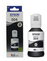 REFIL TINTA EPSON L4150 PRETA  T504120-AL