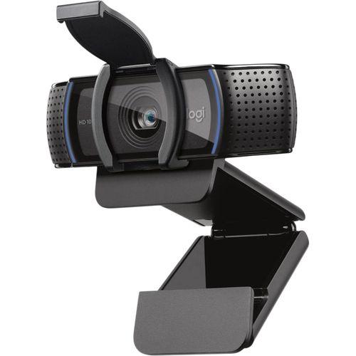 WEBCAM  C920S PRO FULL HD 1080P PRETO LOGITECH