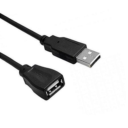 CABO EXTENSOR USB 2.0 AM X AF 1.50M - USB M/F1,5M