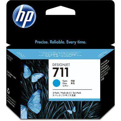 CARTUCHO HP 711 PLOTTER CZ130A AZUL (29ML)