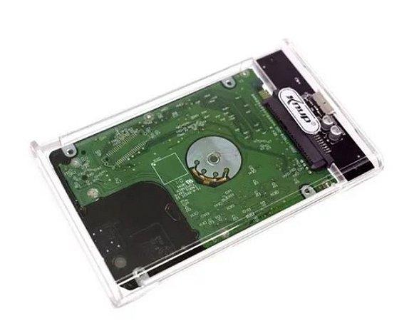 CASE PARA HD 2,5'' SATA 3.0 KNUP KP-HD012