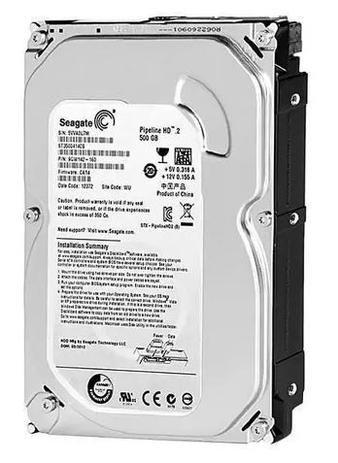 HD INTERNO 500GB SEAGATE SATA II 7200RPM