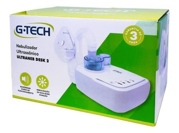 Inalador Ultrassonico Ultraneb - G -tech