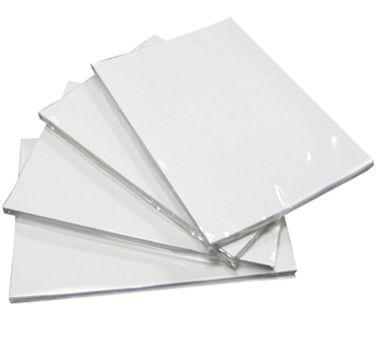 Papel Fotográfico Gloss Paper A4 pacote c/ 20 folhas 230 grs