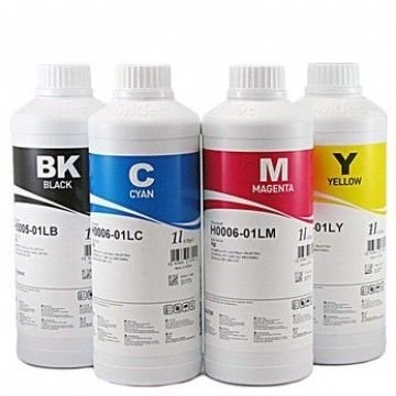 Tinta Inktec para Recarga Cartuchos Impressora HP ( 4 Litros)