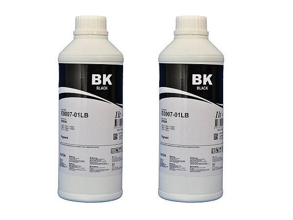 03 Litros Tinta Inktec para Epson Pigmentada E0007-01LB