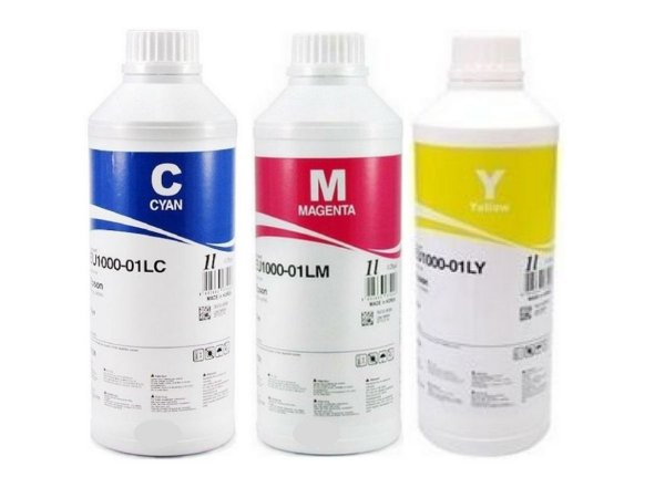 03 Litros Tinta INKTEC para EPSON  L3110 | L3150 |L4110 | L4150
