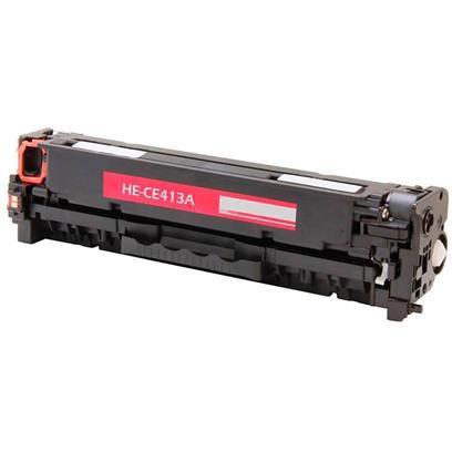 Toner Compatível HP CE413A MAGENTA  l CC533A l CF380A UNIVERSAL