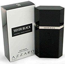 Perfume Silver Black Azzaro masculino 100ml