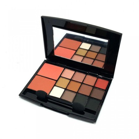 SOMBRA E BLUSH MATTE - BELLE ANGEL