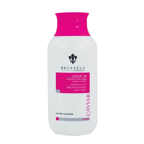 TRATAMENTO LEAVE IN 120ML - BRUSSELS
