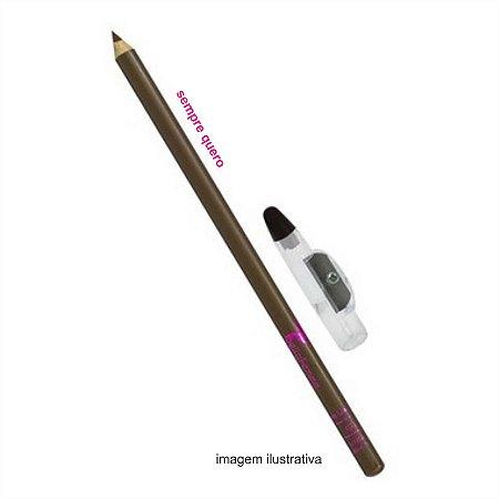 Lápis de sobrancelha universal Bella Femme marrom 0.7GRS