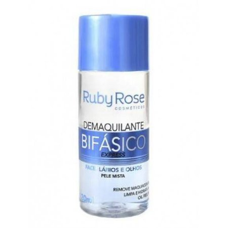 DEMAQUILANTE BIFÁSICO - RUBY ROSE
