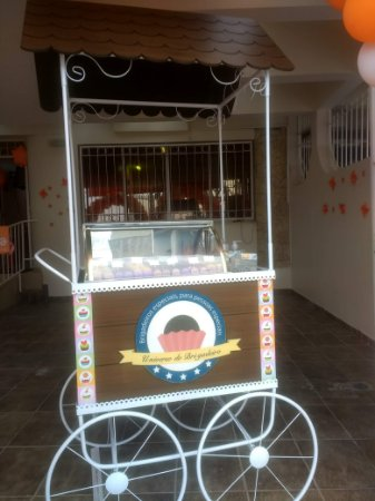 Aluguel Carrinho de Brigadeiro Gourmet