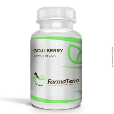 Goji Berry 600mg - 60 Caps