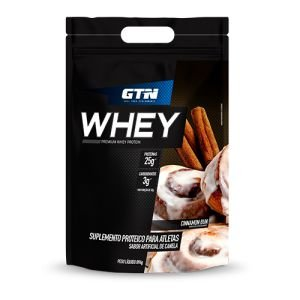Whey Protein GTN - Brazil Nutrition