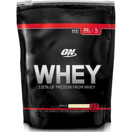 Whey Protein Optimum Nutrition Refil - Brazil Nutrition