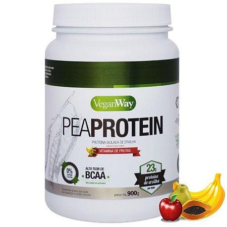 Pea Protein 900g VeganWay (Proteína da Ervilha)