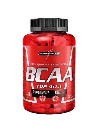 BCAA Top 4:1:1  Integralmédica - Brazil Nutrition