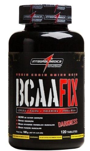 Bcaa Fix Darkness IntegralMedica |Brazil Nutrition