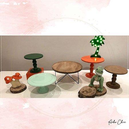 Kit Dinossauro Mini Table - Locação