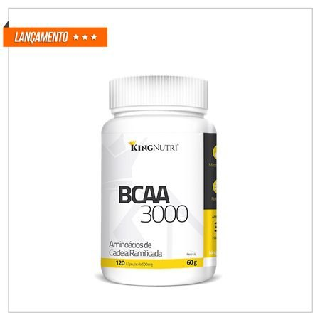 Bcaa King nutri 120 Caps