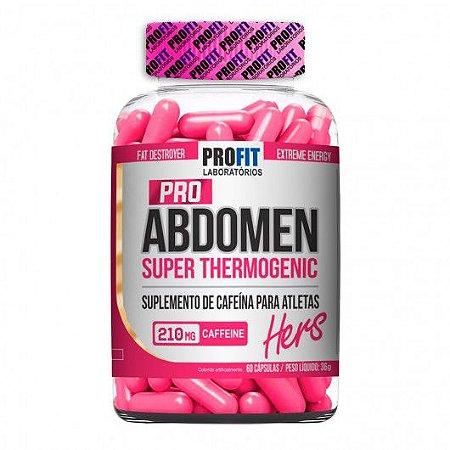 Pro Abdomen Super Thermogenic 60caps