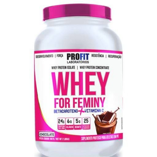 Whey For Feminy
