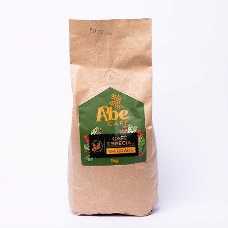 Abe Café Especial Robusta em Grãos 1kg