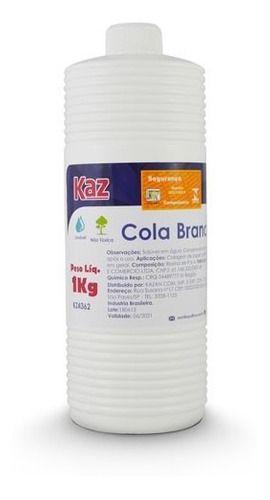 Cola Branca 1 Litro